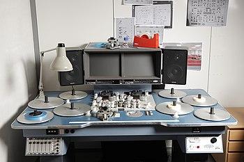 монтажный стол для видеомонтажа img-1