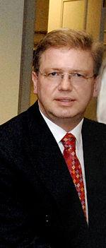 150px Stefan Fule Συναντήσεις επιτρόπου Διεύρυνσης της ΕΕ, Στέφαν Φούλε με την ηγεσία των Σκοπίων.