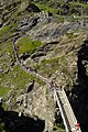 Steps at Tintagel Castle - geograph.org.uk - 937178.jpg