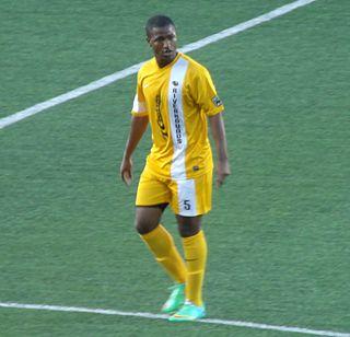 Sterling Flunder American soccer player