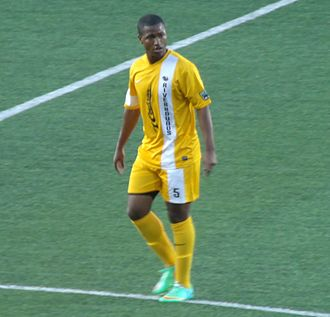 Pittsburgh Riverhounds - Sterling Flunder ranks 5th all-time in league appearances.