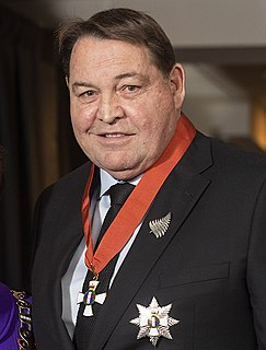 Steve Hansen Rugby player