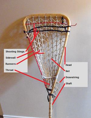 Lacrosse Stick Wiktionary