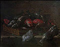 Still-Life with Fishes - Giuseppe Recco - Louvre MNR 275 - 02.jpg