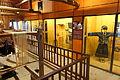 Stilt house interior, Black Thai - Vietnam Museum of Ethnology - Hanoi, Vietnam - DSC02803.JPG