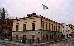 Stockholms nation - Image: Stockholms nation 2