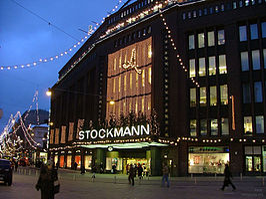Stockmann, Helsinki centre