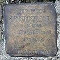 Stolperstein Klopstockstr 14 (Hansa) Ernst Ostberg.jpg