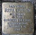 Stolperstein Motzstr 28 (Schön) Flora Epstein.jpg