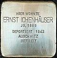 Stolpersteine Köln Aachener Strasse 409 Stolperstein Ernst Ichenhäuser 2.jpg