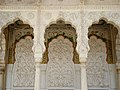 Stone reliefs at City Palace, Jaipur.jpg