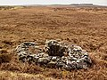 Stone structure to east of Fell Loch - geograph.org.uk - 407995.jpg