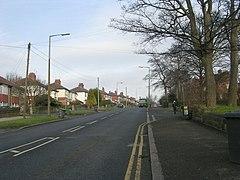 Stonegate Road - Meanwood - geograph.org.uk - 1138012.jpg