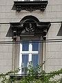 Stróbl house (1887). Head. - 31 Teréz Boulevard, Budapest.JPG
