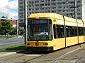 Straßenbahn Dresden, Pirnaischer Platz, 2701 (vorne).JPG