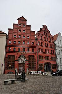 Stralsund, Fährstraße 24, 23 (2012-03-11), by Klugschnacker in Wikipedia.jpg