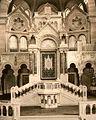 Strasbourg synagogue quai Kléber arche sainte 1898-1940.jpg