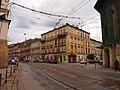 Street crossing in Kazimierz (Kraków, Poland 2014) (14319344701).jpg