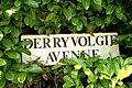 Street sign, Derryvolgie Avenue, Belfast (2of3) - geograph.org.uk - 1391997.jpg