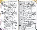 Subačiaus RKB 1827-1830 krikšto metrikų knyga 076.jpg