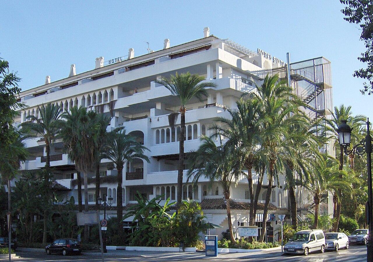 Hotel Sultan Marbella Spa