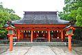 Sumiyoshi-jinja (Fukuoka) haiden-2.JPG