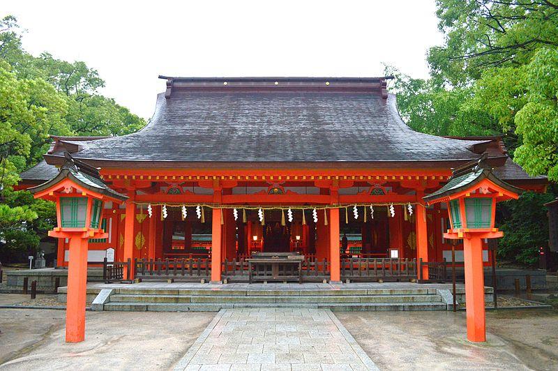 File:Sumiyoshi-jinja (Fukuoka) haiden-2.JPG