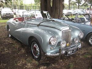 Sunbeam Alpine - Alpine Mk III