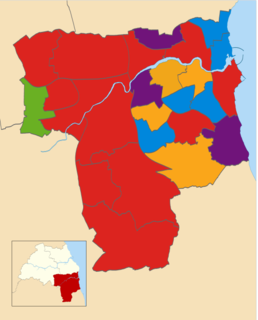 2019 Sunderland City Council election
