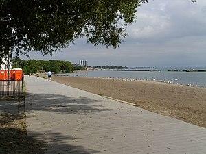 Sunnyside, Toronto - Sunnyside waterfront