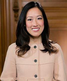 Katy Tang Member of the San Francisco Board of Supervisors
