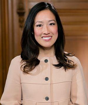 Katy Tang - Image: Supervisor Katy Tang