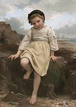 Sur le rocher, by William-Adolphe Bouguereau.jpg