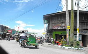 Surallah, South Cotabato - Downtown area