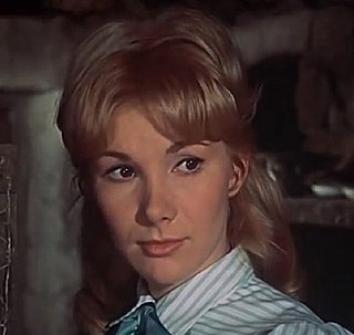 Susan Hampshire British actress, born 1937