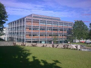 Suttie Centre - Suttie Centre in 2010