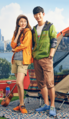 Suzy and Kim Soo-hyun for Bean Pole Outdoor 2014 02.png