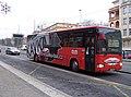 Svatovítská, Crossway dopravce Autobusy Kavka.jpg