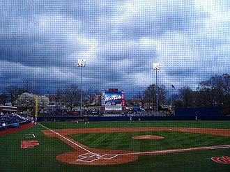 Swayze Field - Image: Swayze Field