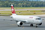 Swiss International Airlines A320 HB-IJF at LSZH (20208180771).jpg
