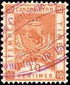 Switzerland Bern 1892-1902 revenue 10c - 39A IX-01.jpg