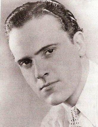 Sándor Szabó (actor) - Image: Szabó Sándor c 1937