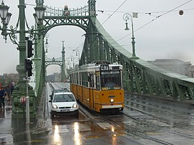 Image illustrative de l'article Ligne 47 du tramway de Budapest