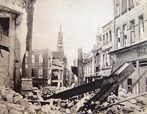 History of Pomerania (1945–present) - Szczecin (Stettin) in 1945