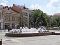 Szombathely, Fountain Sculptures by János Blaskó Jr. 01.jpg