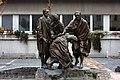 Szombathelyi polgárok (Körösényi Tamás, 1983 ). - Vas megye, Szombathely, Kossuth Lajos utca. - IMG 0083 - Flickr - jns001.jpg