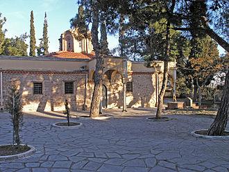 Vlatades Monastery - Vlatades Monastery