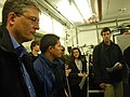 THM students in the reactor room, 26th April 2012 (7118127753).jpg