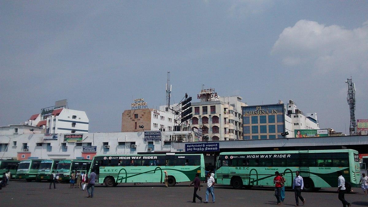 Tamil Nadu State Transport Corporation - Wikipedia