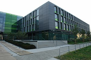 New building of the Faculty of Computer Scienc...